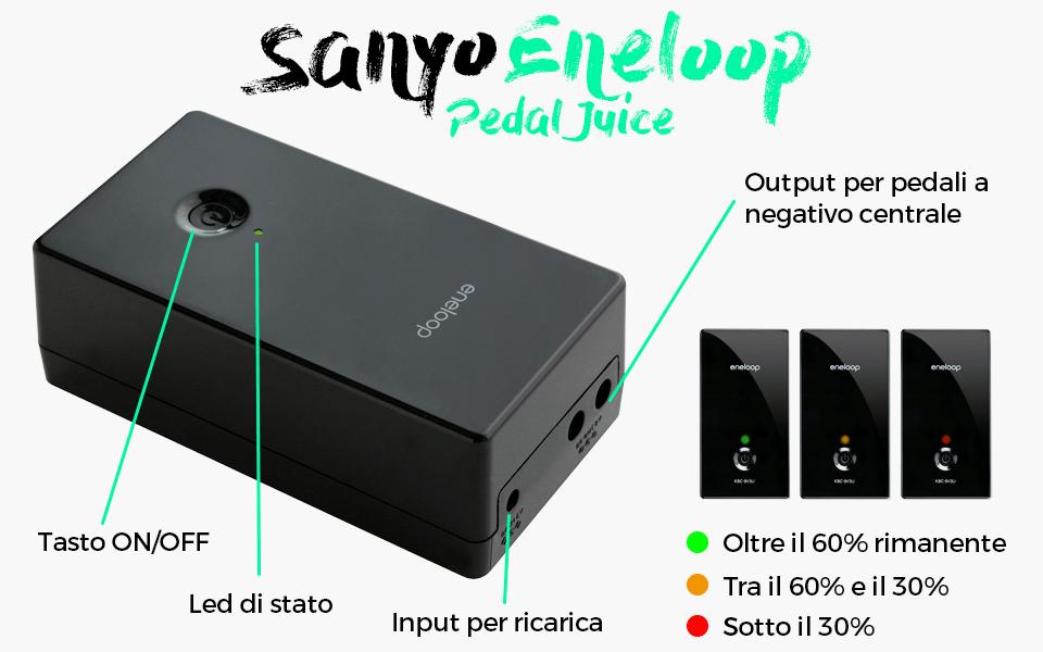 alimentatore ricaricabile_sanyo_eneloop_caratteristiche