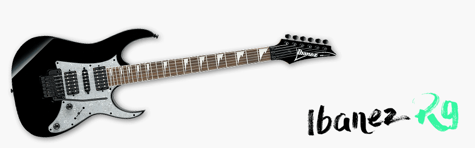 chitarra elettrica per iniziare_ibanez rg