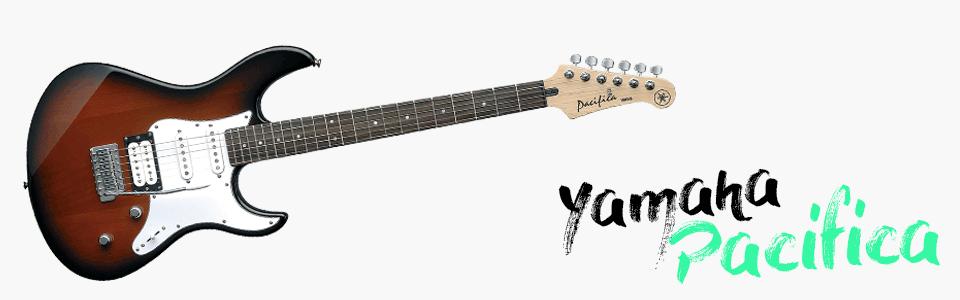 chitarra elettrica per iniziare_yamaha pacifica