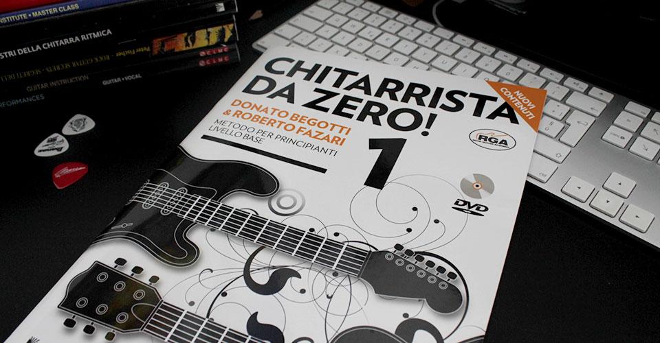 metodo di studio chitarra per principianti libro