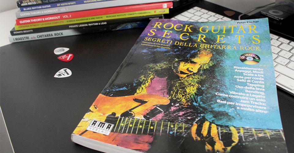 rock guitar secrets book