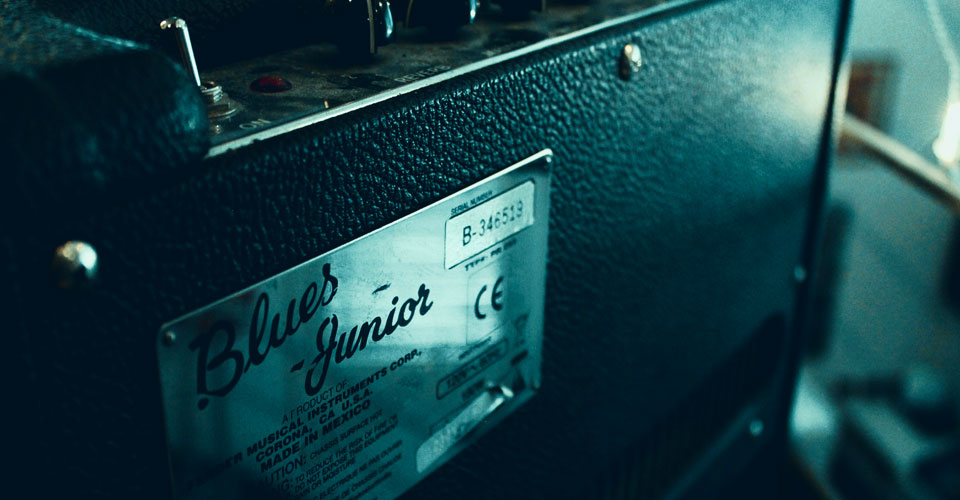 fender blues junior ii