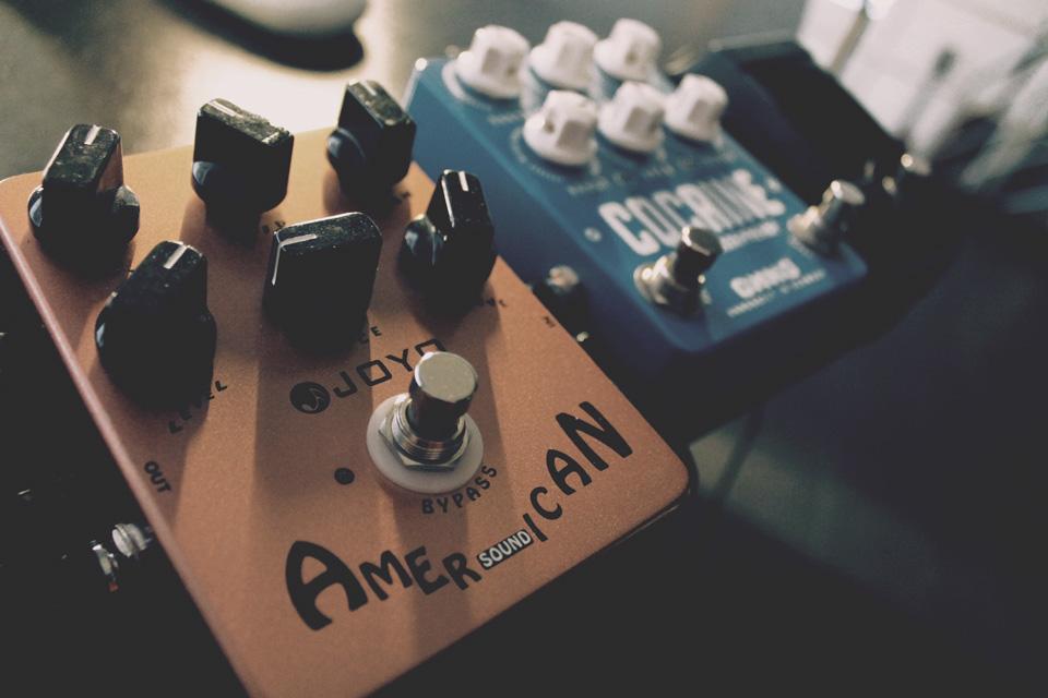 joyo american sound fender tone suono