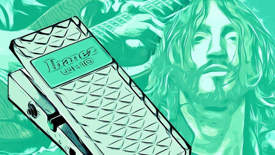 Ibanez Wh10, per chitarra e basso. Il wah di Frusciante!