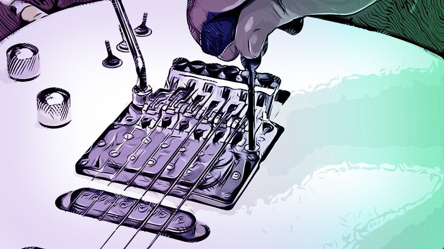 Setup! facciamo noi o portiamo la chitarra da un liutaio?