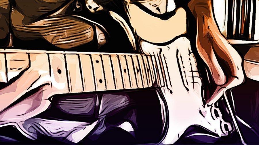 Volume Swell, effetto violino con la vostra chitarra!