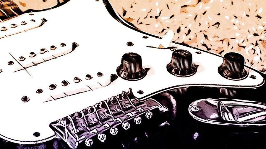 Come usare volume e tono della chitarra elettrica.