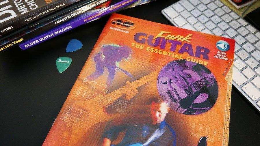 chitarra funk metodo di studio
