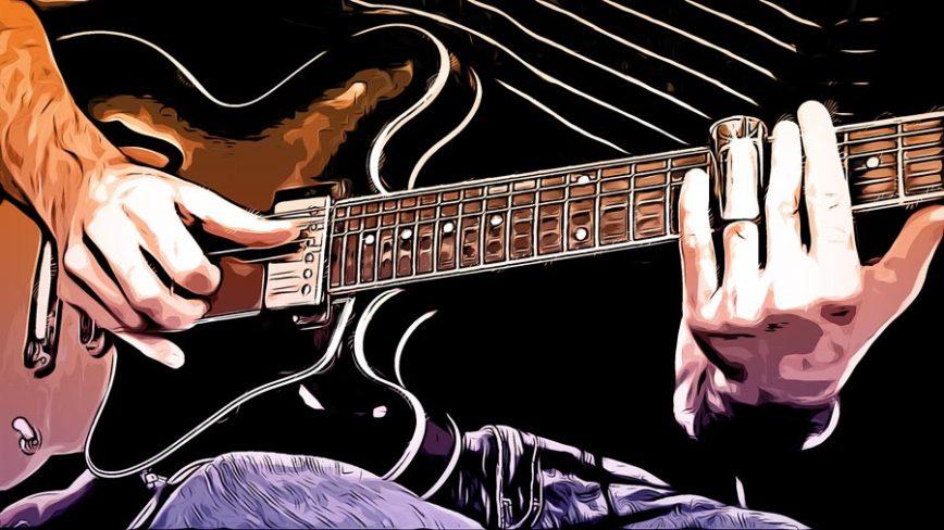 Come iniziare a suonare la chitarra slide.
