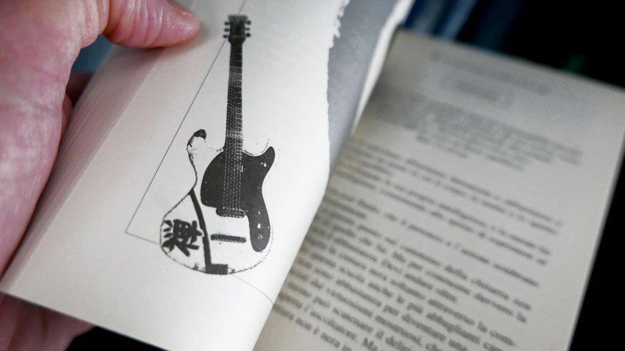 chitarra zen libro per suonare meglio la chitarra