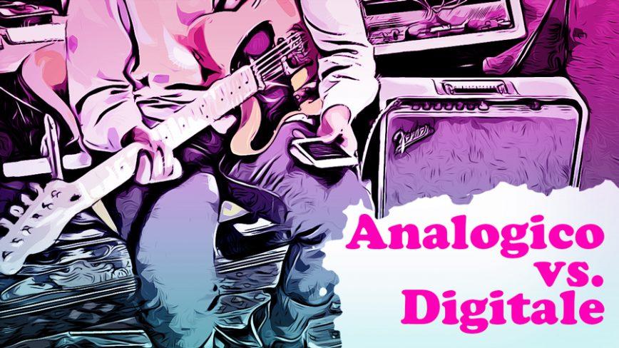 Analogico o Digitale? Quale soluzione per dei grandi suoni live?