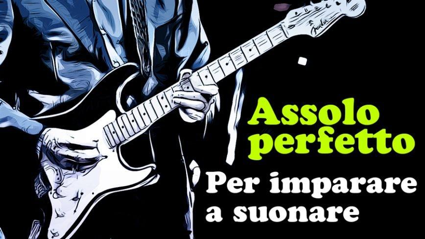 L'assolo perfetto per imparare a suonare la chitarra!