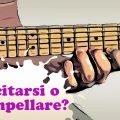 esercitarsi esercizi chitarra elettrica