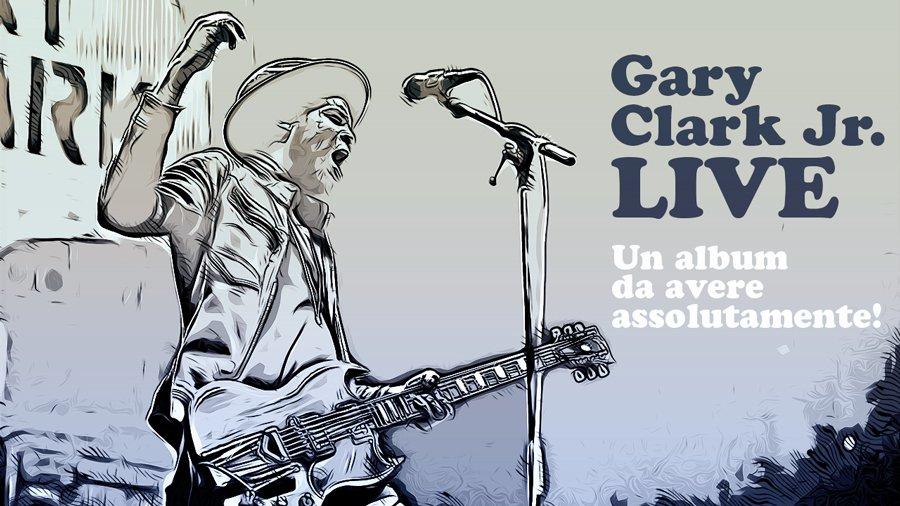 gary clark jr live chitarra elettrica
