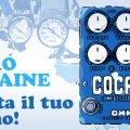 okko cocaine compressore boost preamp