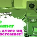 tube screamer overdrive ts9