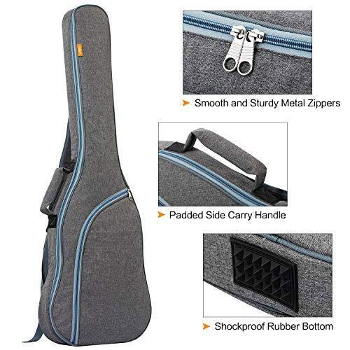 cahaya custodia  economica per chitarra elettrica