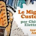 migliori custodie per chitarra elettrica
