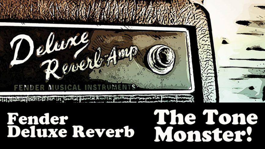 Fender Tone Master Deluxe Reverb. La mia scelta digitale!